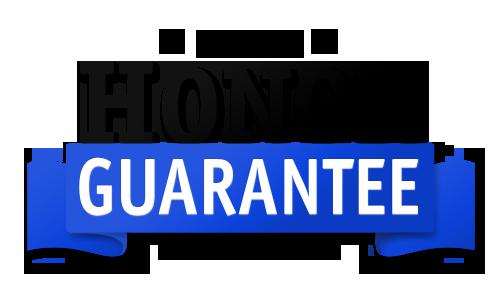 internachi-$10,000.00 honor-guarantee