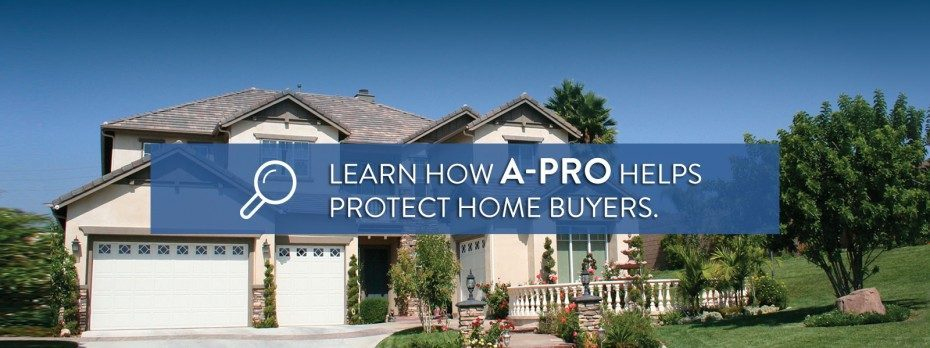 A-Pro Home Inspection Keller