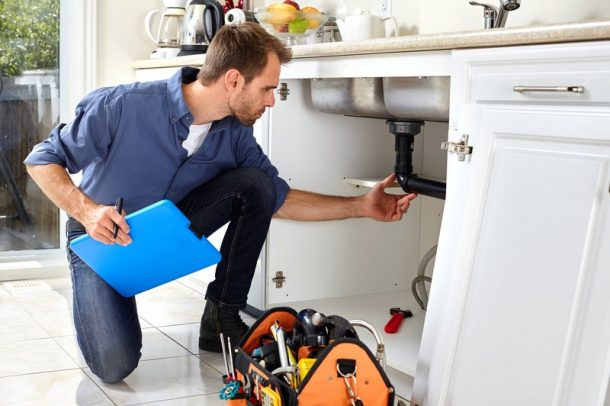Plumbing Inspection In Keller