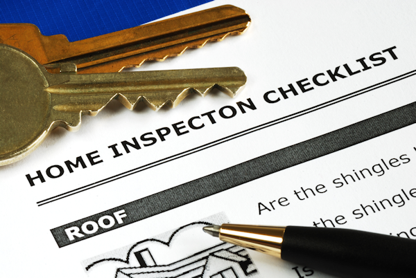 Home Inspection Checklist Keller