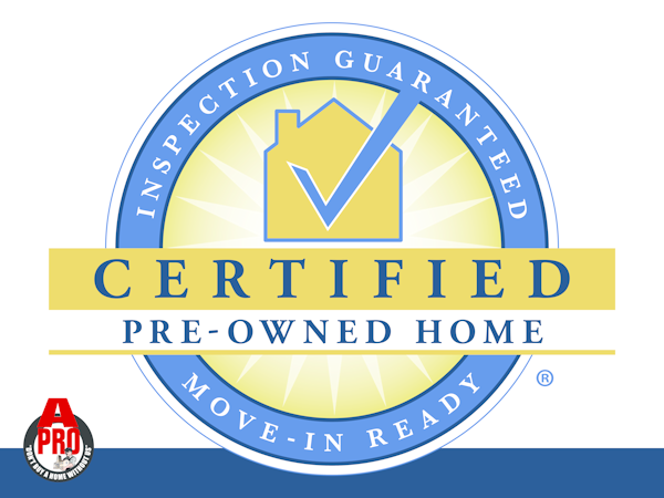 Certified Pre-Owned Home Inspection in Keller